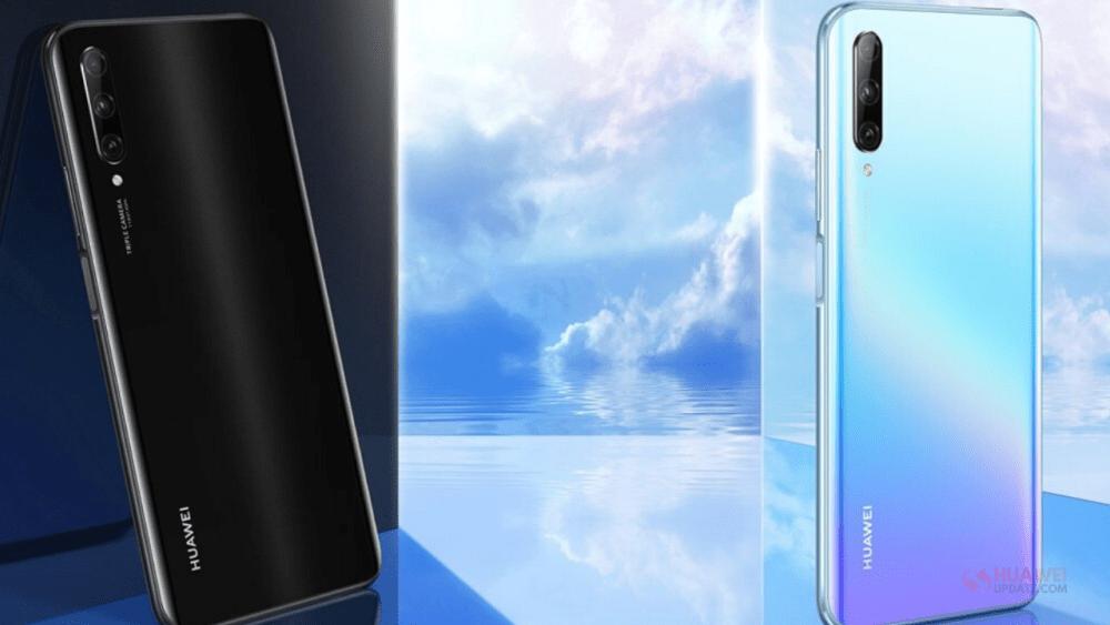 Huawei Y9s smartphone