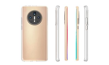 Huawei Mate 40 Pro Case leak