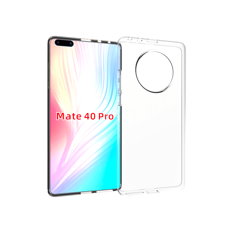 Huawei Mate 40 Pro transparent case-1