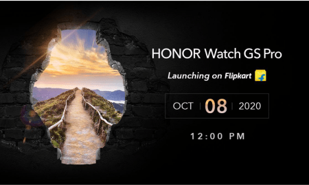 Honor Watch GS Pro India