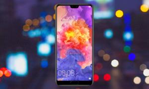 Huawei P20 Series Update