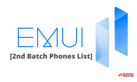 Second batch of EMUI 11 beta update