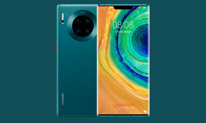 Huawei Mate 30 series update