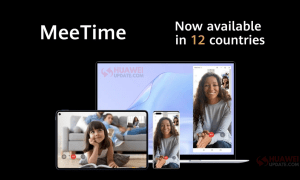Huawei MeeTime Countries