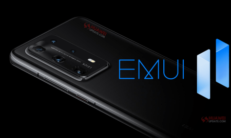 Huawei P40 Series EMUI 11.0.0.155