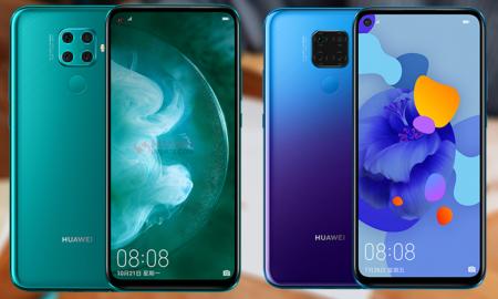 Huawei Nova 5, Nova 5z and Nova 5i Pro