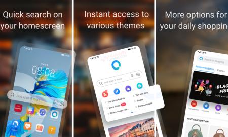 Huawei Petal Search new Version
