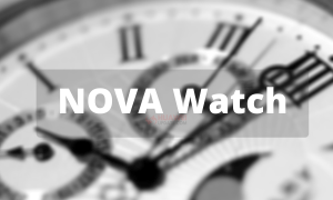 NOVA Watch trademark