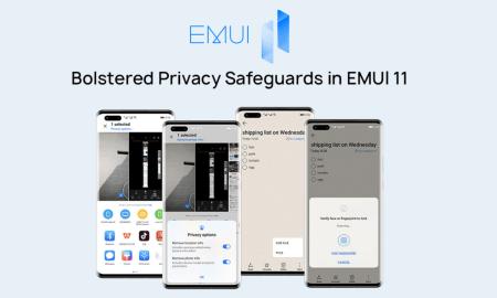 EMUI 11 Privacy Safeguards