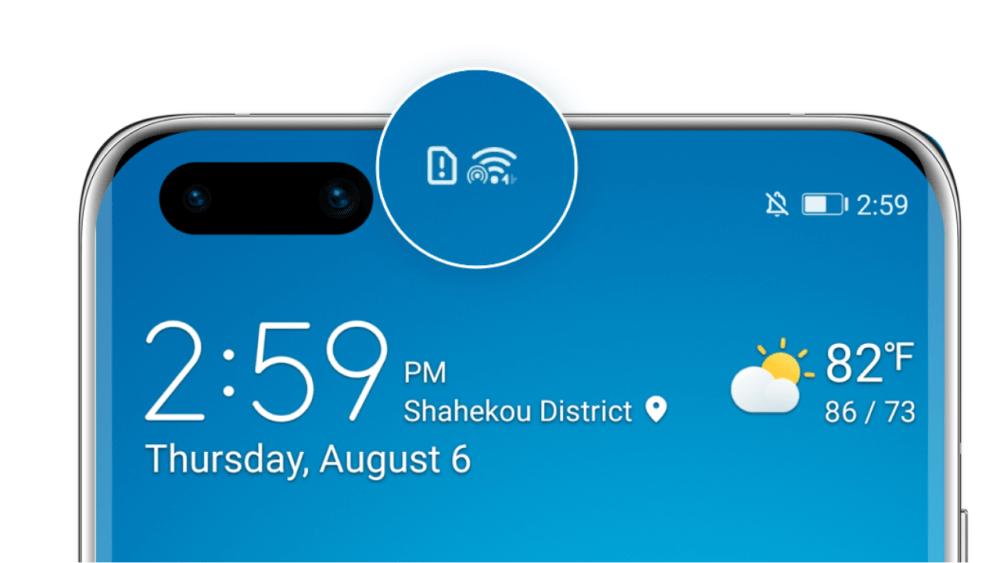 Fix SIM issue in Huawei phones