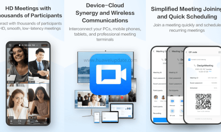 Huawei Cloud Meeting App
