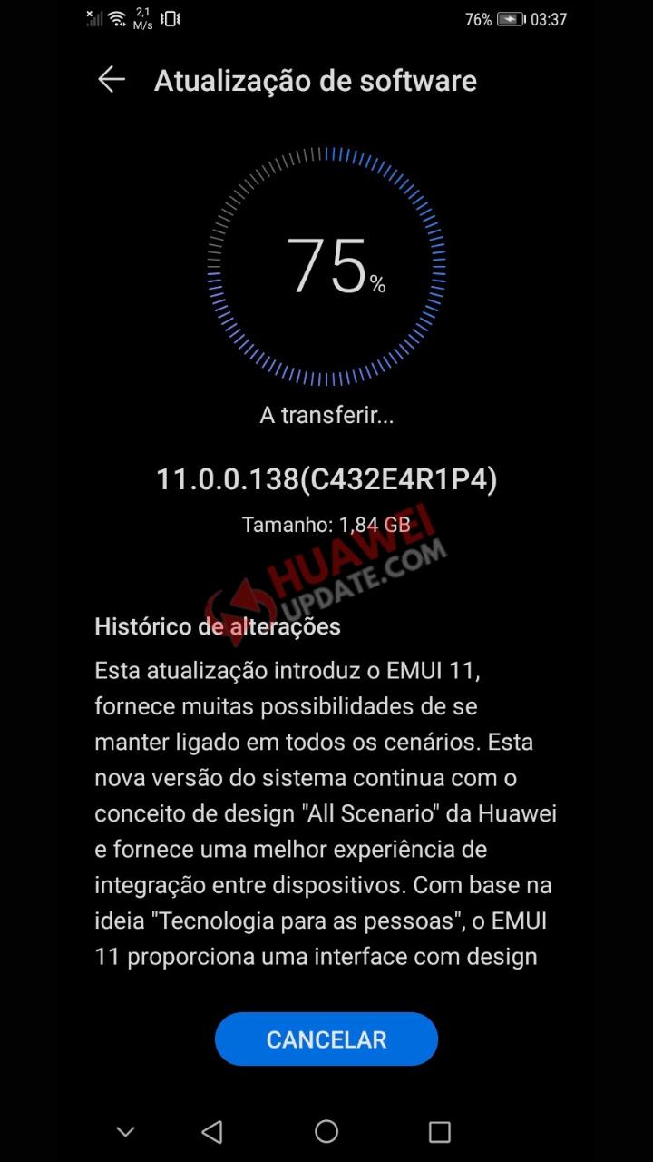 Huawei Mate 20 Pro –LYA-L09 11.0.0.138