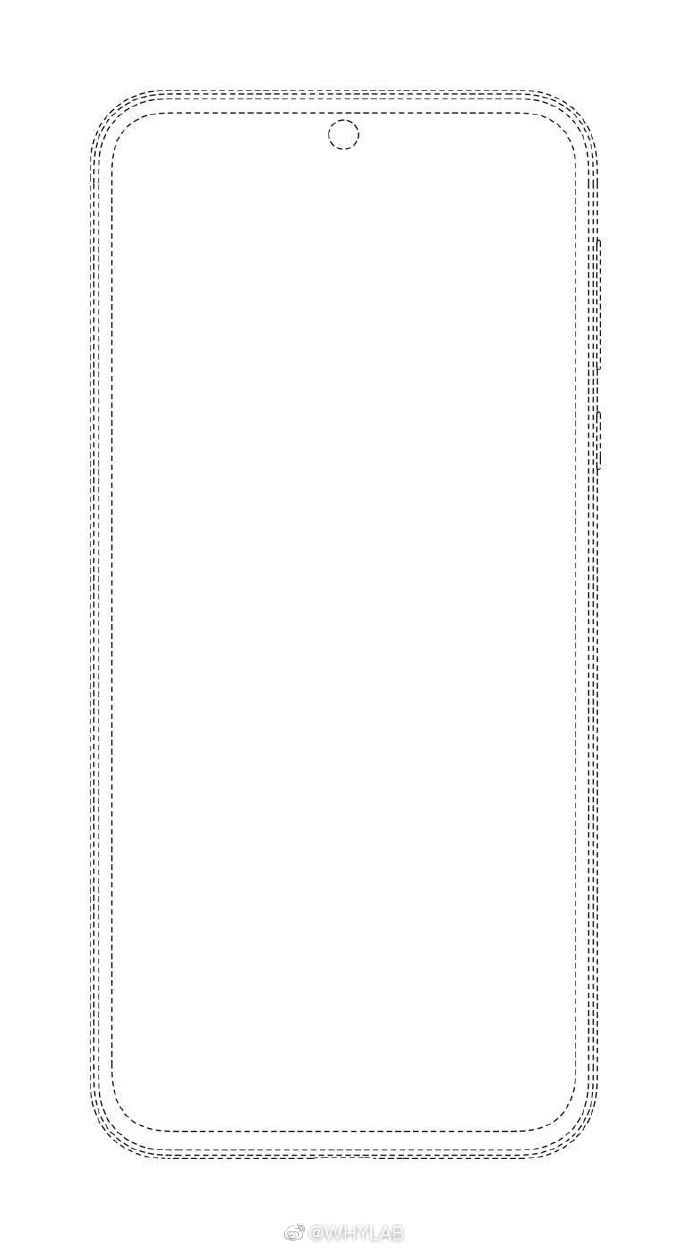 Huawei P50 Standard Edition CAD image-1