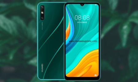 Huawei Enjoy 10e Update