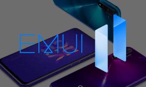 Huawei Nova 5T EMUI 11 Stable Update