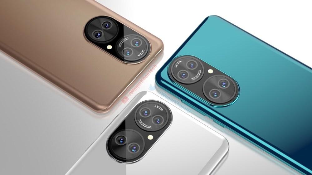 Huawei P50 new render -6