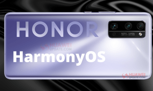 Honor 30 Pro HarmonyOS 2.0 beta