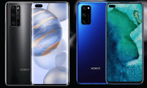 Honor 30 Pro and 30 Pro plus