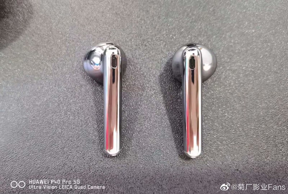 Huawei FreeBuds 4 silver variant leak-2