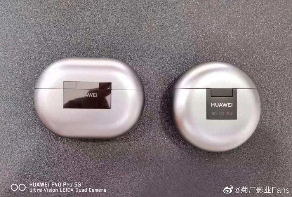 Huawei FreeBuds 4 silver variant leak-6