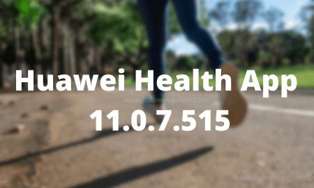 Huawei Health App 11.0.7.515 APK