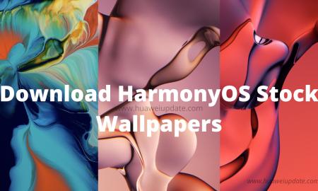 Download HarmonyOS Stock Wallpapers