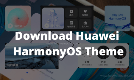 Download Huawei HarmonyOS Theme-HU