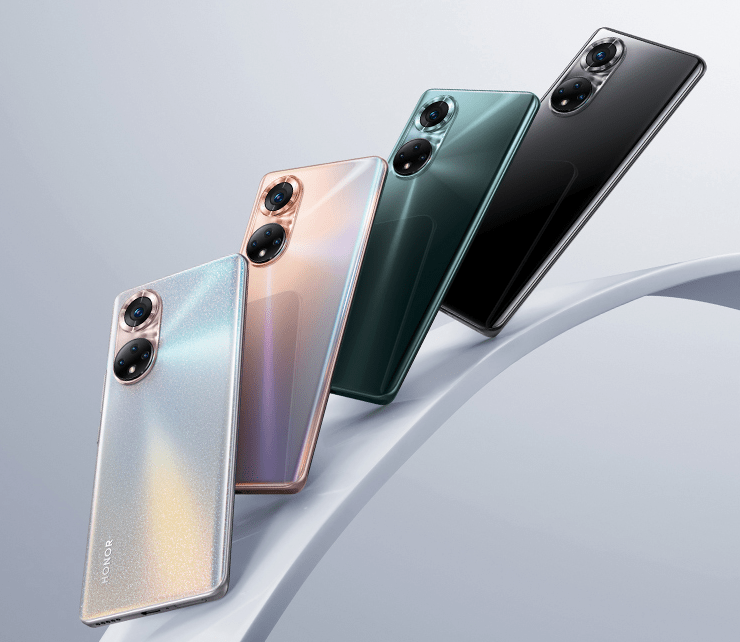 Honor 50 colors