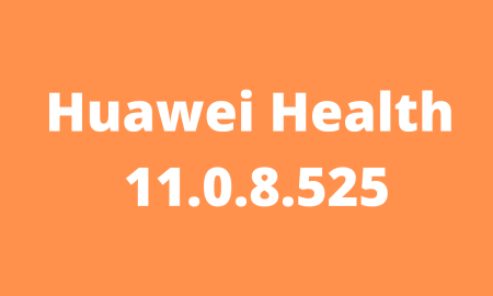 Huawei Health 11.0.8.525