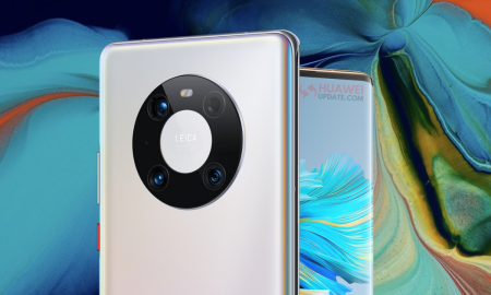 Huawei Mate 40 Pro Patch Update