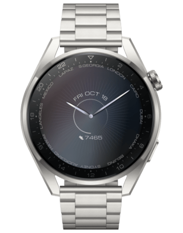 Watch 3 Pro, Elite and Classic editions