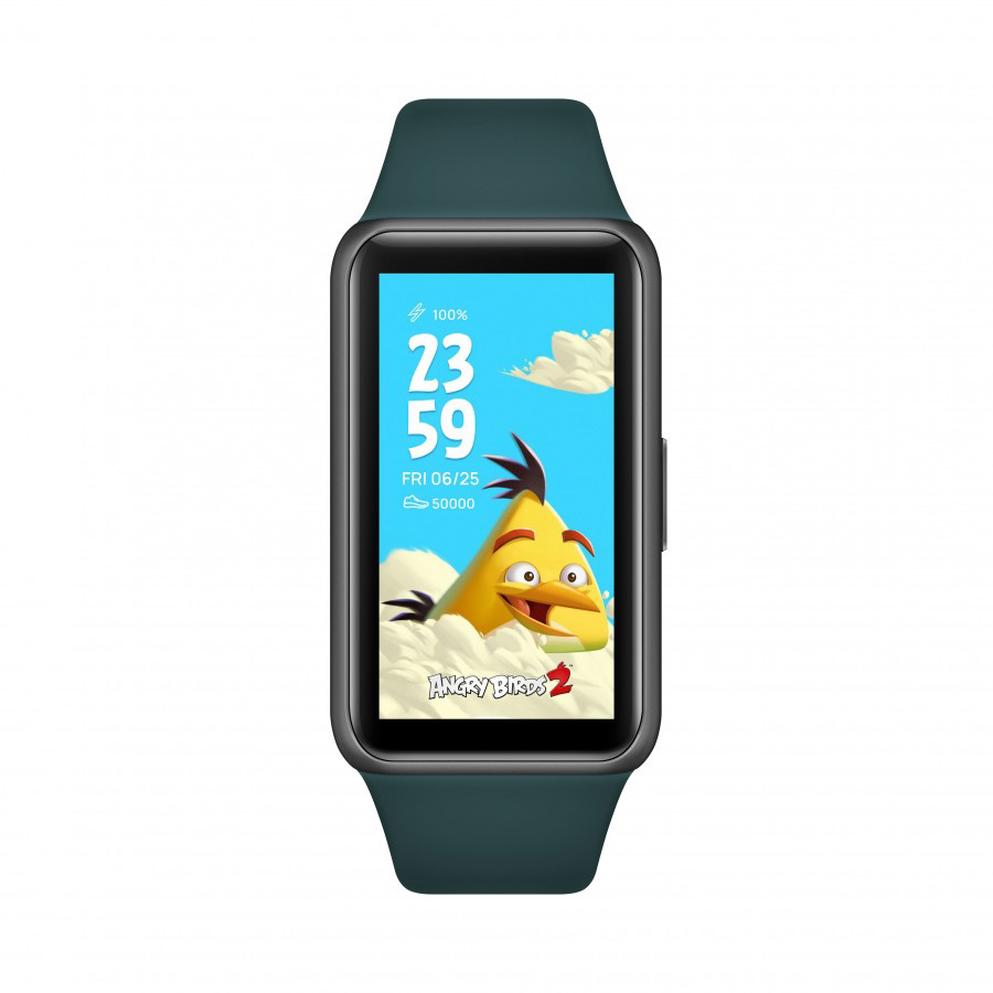 Watch Fit - Angry birds face