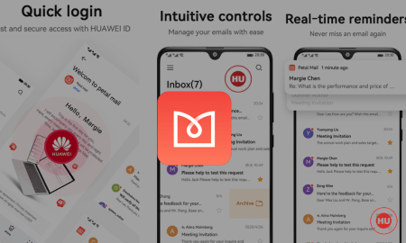 Download Huawei Petal Mail App