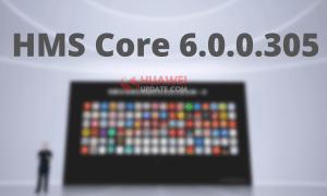 HMS Core 6.0.0.305