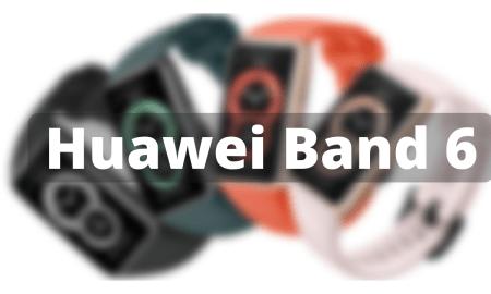 Huawei Band 6 Update