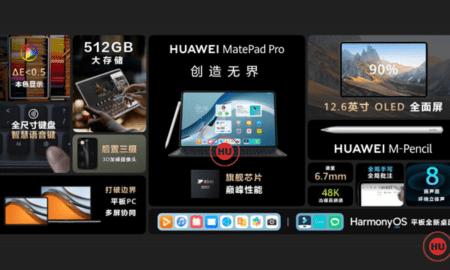 Huawei MatePad Pro 12.6 512GB version - HU