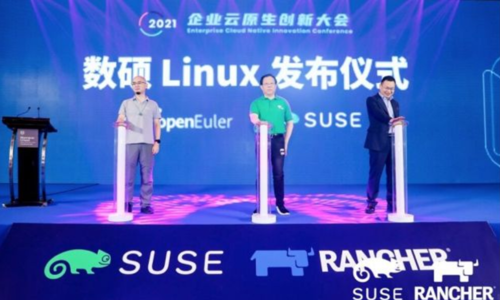 Huawei openEuler and SUSE