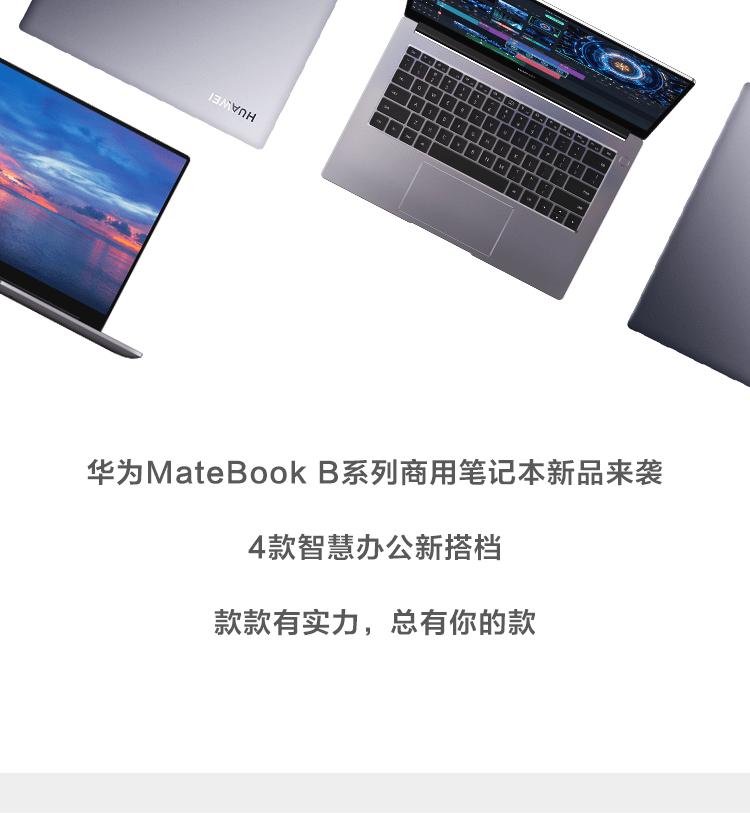 Huawei MateBook B Series