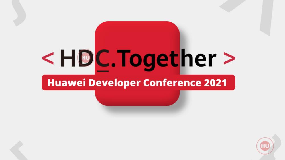 HDC 2021 Huawei