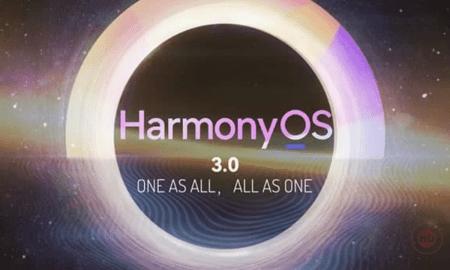 HarmonyOS 3