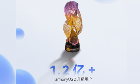 HarmonyOS award