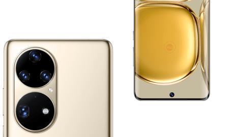 Huawei Flagship smartphone image