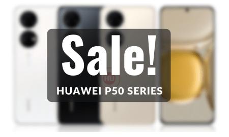 Huawei P50 Series Sale