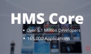 HMS Core Over 5.1 Million Developers