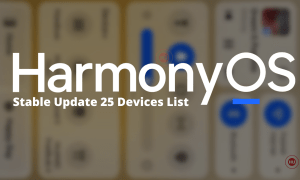 HarmonyOS 2 stable update 25 devices list