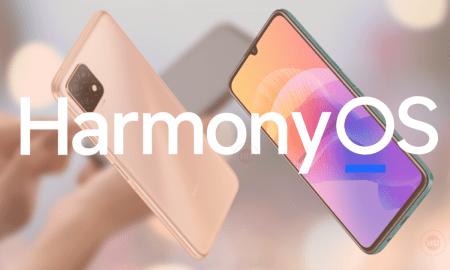 Huawei Enjoy 20 5G HarmonyOS