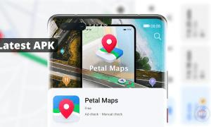 Huawei Petal Maps APK
