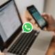 WhatsApp Emoji reactions