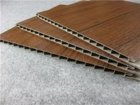 Laminationed PVC Ceiling Panels Wood Pattern Easy To ...