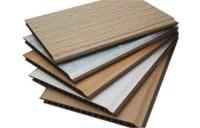 V Gap PVC Ceiling Panels Wooden Grain PVC Panels ...